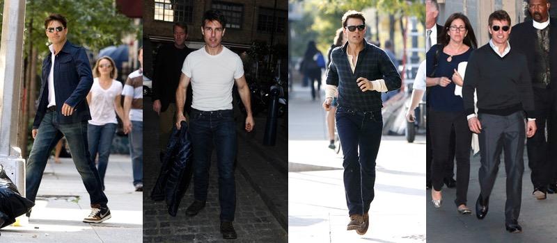 Tom Cruise Style