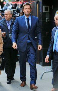 Ben Affleck Style Costume
