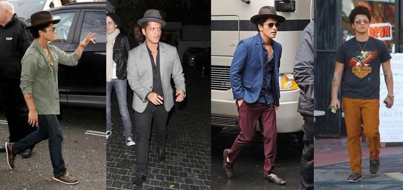 Bruno Mars Style