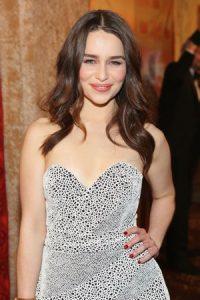 Emilia Clarke Taille