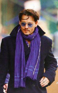 Johnny Depp Look