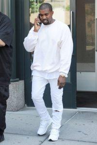 Kanye West Look