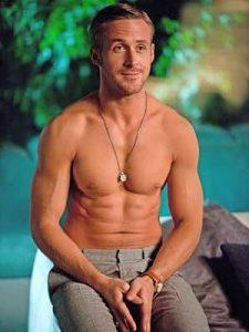 Les muscles de Ryan Gosling