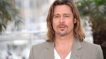Brad Pitt Taille