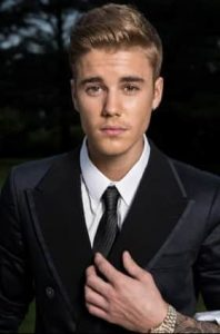 Justin Bieber : Sa taille et son poids