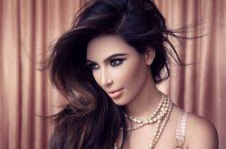 Kim Kardashian Taille