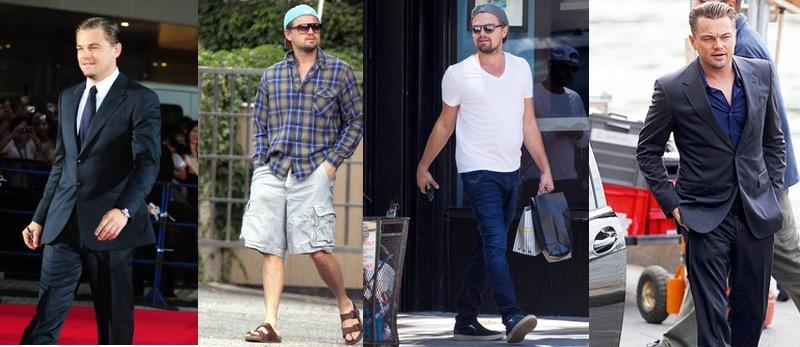 Leonardo DiCaprio Style