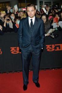Leonardo DiCaprio Taille et Poids