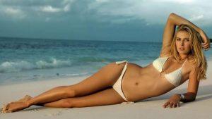 Maria Sharapova seins et corps