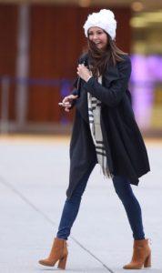 Nina Dobrev Style Casual