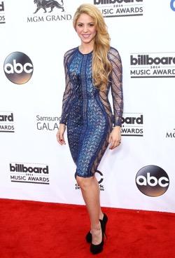Shakira Taille
