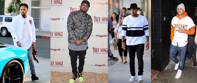 Chris Brown Style