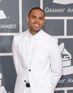 Chris Brown Taille