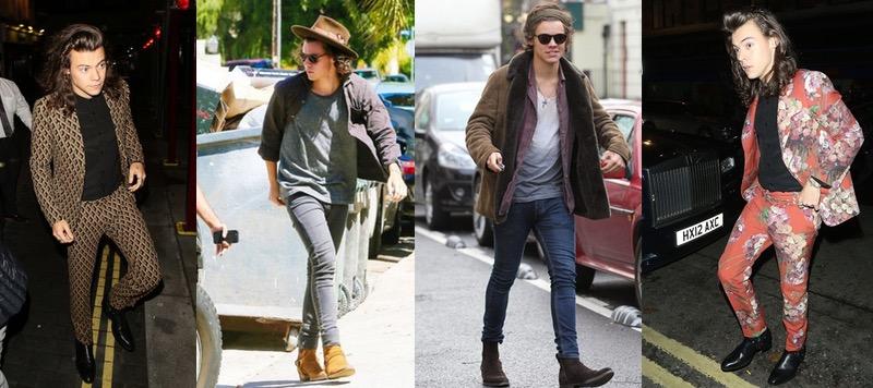 Harry Styles - Style