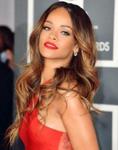 Rihanna Taille