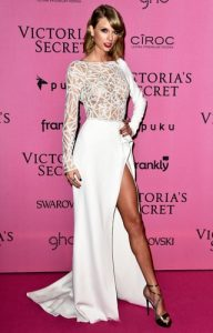 Taylor Swift Taille