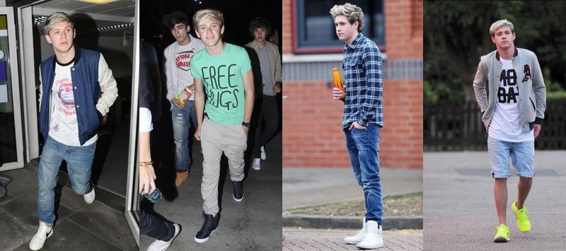 Niall Horan Street Style