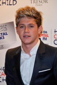 Niall Horan Taille