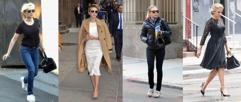 Scarlett Johansson Style