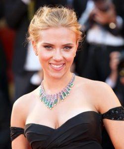 Scarlett Johansson Taille