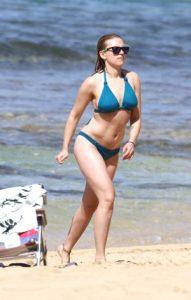 Scarlett Johansson Taille Poids Bikini
