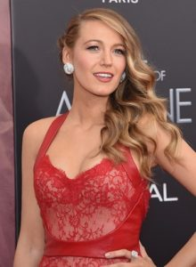 Blake Lively Taille
