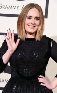 Adele taille