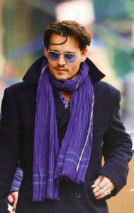 Johnny Depp Look