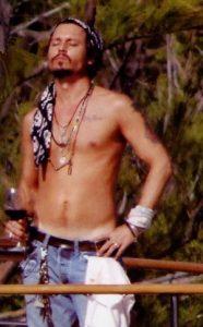 Johnny Depp Poids