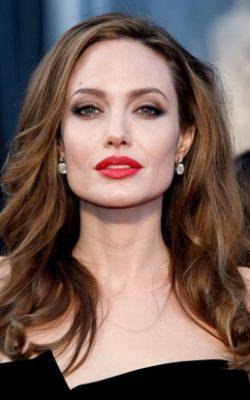 Angelina Jolie Taille