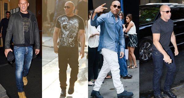 Vin Diesel Style