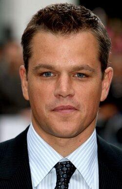 Matt Damon Taille