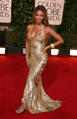 Beyonce Taille