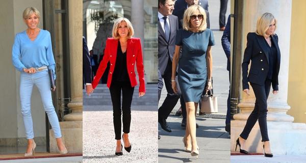 Brigitte Macron Trogneux Style
