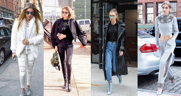 Gigi Hadid Style et Look