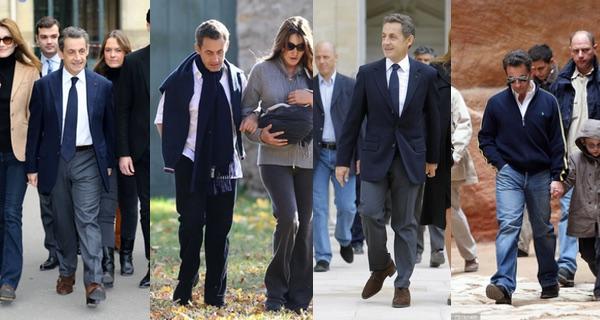 Nicolas Sarkozy Style