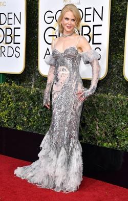 Nicole Kidman Taille