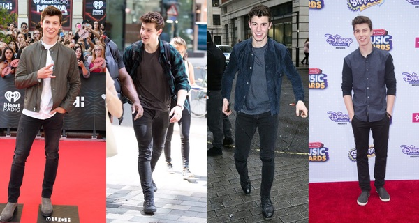 Shawn Mendes Style