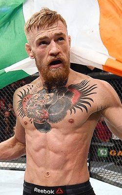 Conor McGregor Poids Abdos