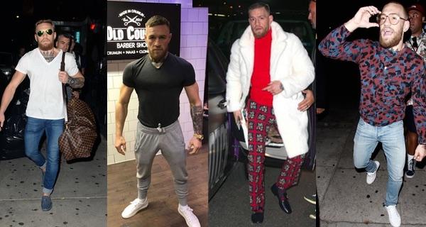 Conor McGregor Style