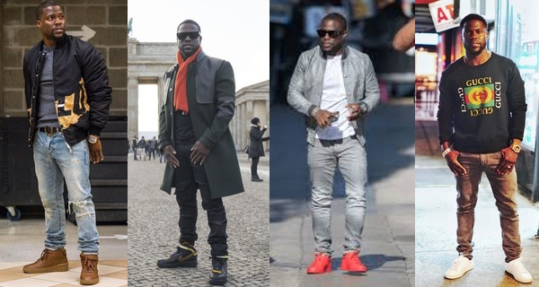 Kevin Hart Style et Look
