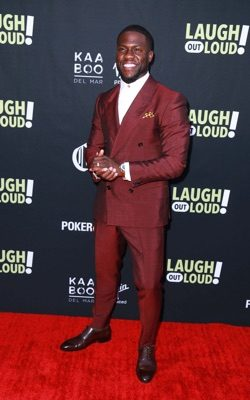 Kevin Hart Taille